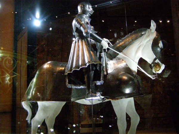 Henry VIII armor, Tower of London